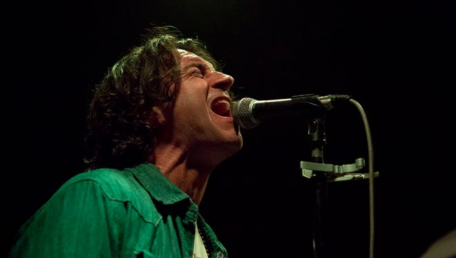 Roger Clyne and the Peacemakers perform at the Yucca Tap Room on Feb. 21.
