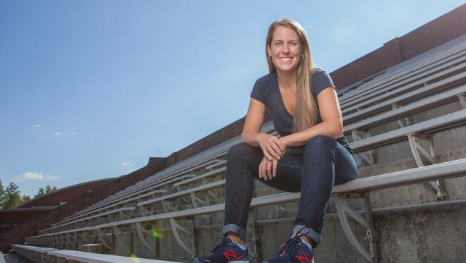 "Jen A. Miller, a Collingswood writer and Bellmawr native, launches her memoir ""Running: A Love Story"" next week."