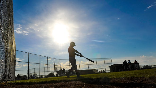 The high school baseball season started this week for area teams.