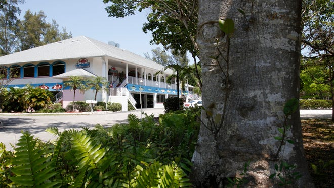 The Timbers Restaurant & Fish Market on Sanibel Island.