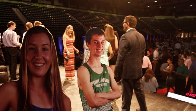 Scenes from the  All-Area Stars Awards Banquet Tuesday in Fort Myers All-Area Stars Awards Banquet Tuesday in Fort Myers.
