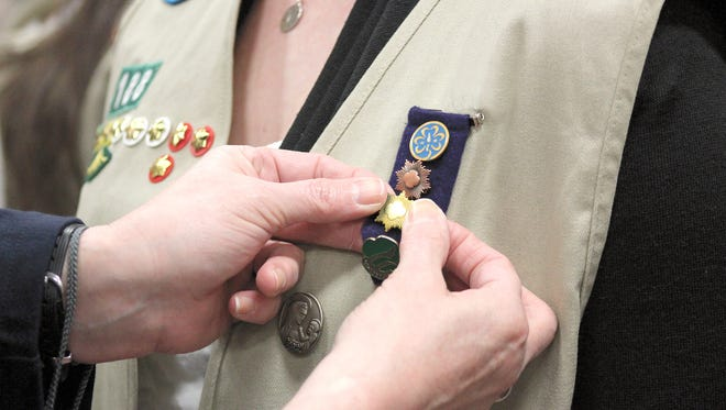 Several local Girl Scouts received the prestigious Gold Award, and will be recognized by Girl Scouts in the Heart of Pennsylvania in a ceremony on June 18.