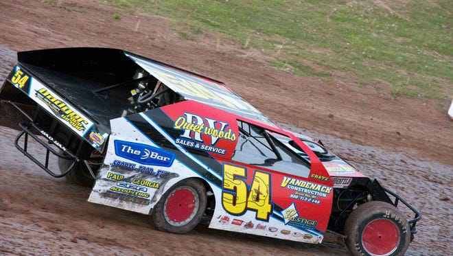 Luxemburg native Benji Lacrosse will race for some big cash during the Cheesehead Tour at three local tracks June 21-25.