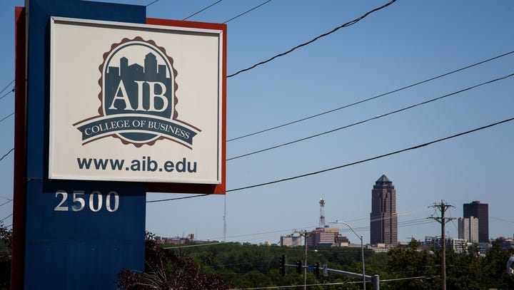 Former AIB campus 'wasn't the right piece of property' for the University of Iowa, official says