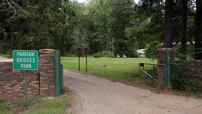 Hinds County may relinquish control of Parham Bridges Park South, located off I-55 South.