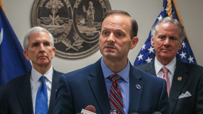 The S.C. Supreme Court ruled 4-1 Wednesday that Alan Wilson can't stop David Pascoe from investigating possible corruption in the General Assembly.