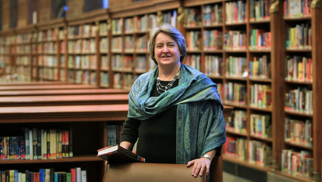 Jackie Nytes is the CEO of the Indianapolis Public Library.