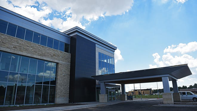 The Avera Medical Group Family Medical Health Center near 26th and Marion in Sioux Falls.