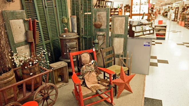 Black Rose Antiques and Collectibles is located at Chambersburg Mall.
