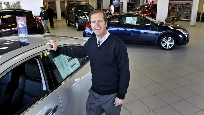 Andrew Mohr, chief executive officer of Andy Mohr Automotive