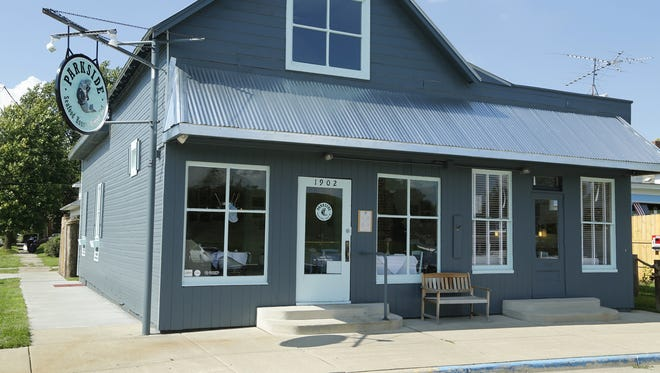 After closing in March the Parkside Seafood House at 1902 Scott Street in Lafayette, has reopened.