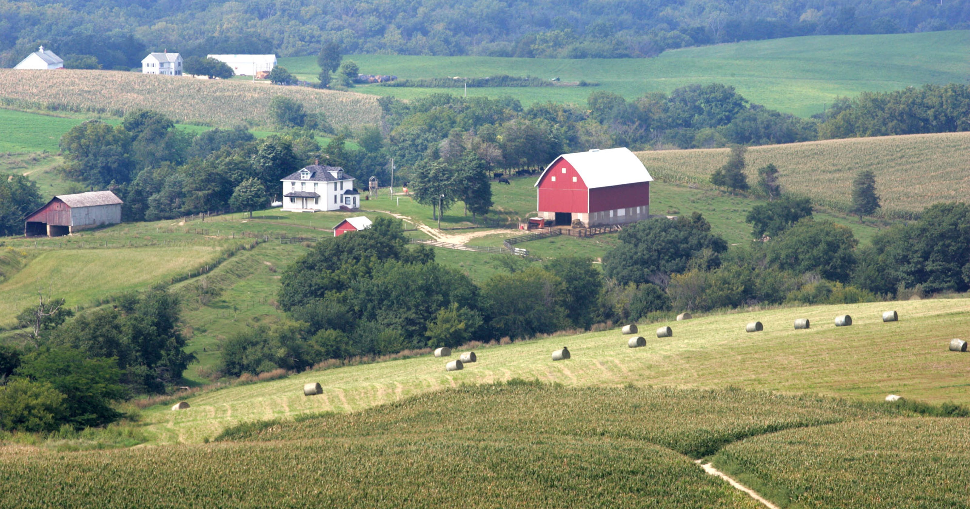 Zillow for farmers? New websites size up Iowa farmland values