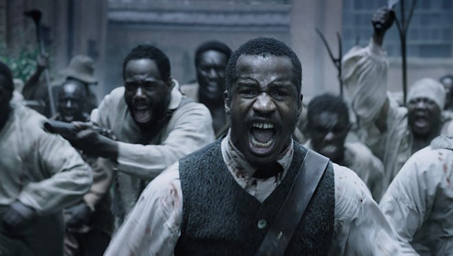 "Nate Parker is Nat Turner in ""The Birth of a Nation."""