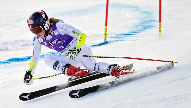 Olympic and world champion slalom skier Mikaela Shiffrin will compete at the Killington World Cup on Thanksgiving weekend.
