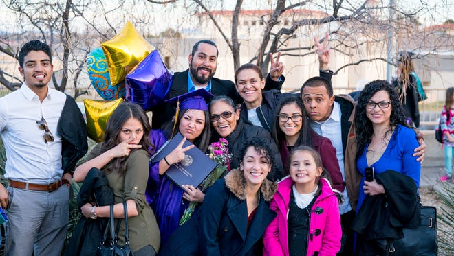 Familes had plenty to be proud of as Western New Mexico University held its graduation ceremony Friday afternoon.