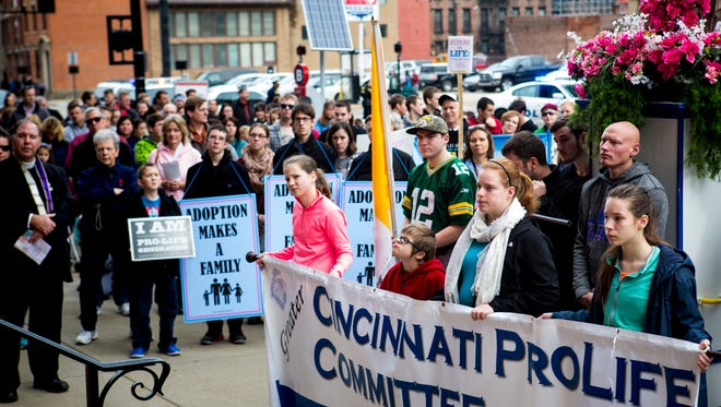 A federal court judge made a decision about an Ohio law to ban a common second-trimester abortion procedure.