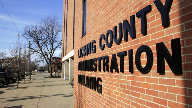 Licking County Administration Building.