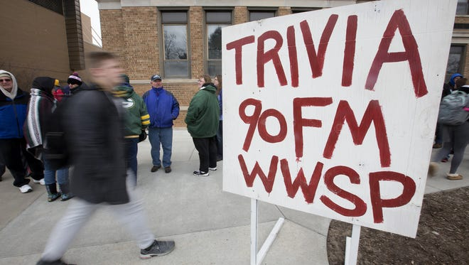 Trivia 48: The Royalty of Contests will take place April 21-23, 2017.