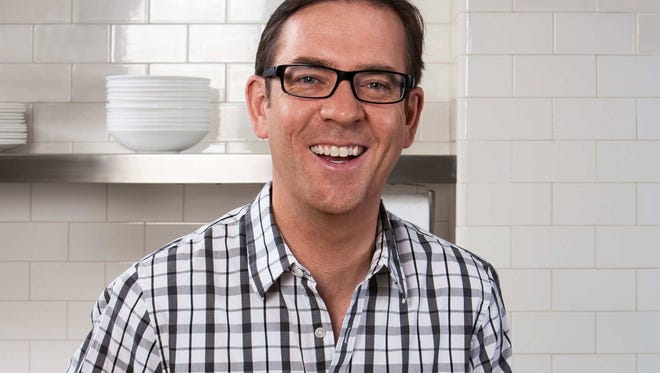 """Ted Allen, host of Food Network's """"Chopped,"""" will host a cooking competition at the Maricopa County Home Show on April 29 and 30."""
