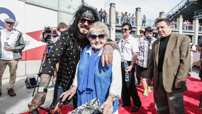 Holocaust survivor Eva Mozes Kor is just an amazing woman. And she's locked up the '80s metal fan vote.
