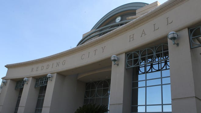 Redding City Hall