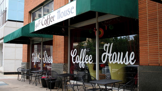 The 8th St. Coffee House is planning an expansion that will include a larger, permanent stage for live performances, bigger bakery area, more seating and a corner market.