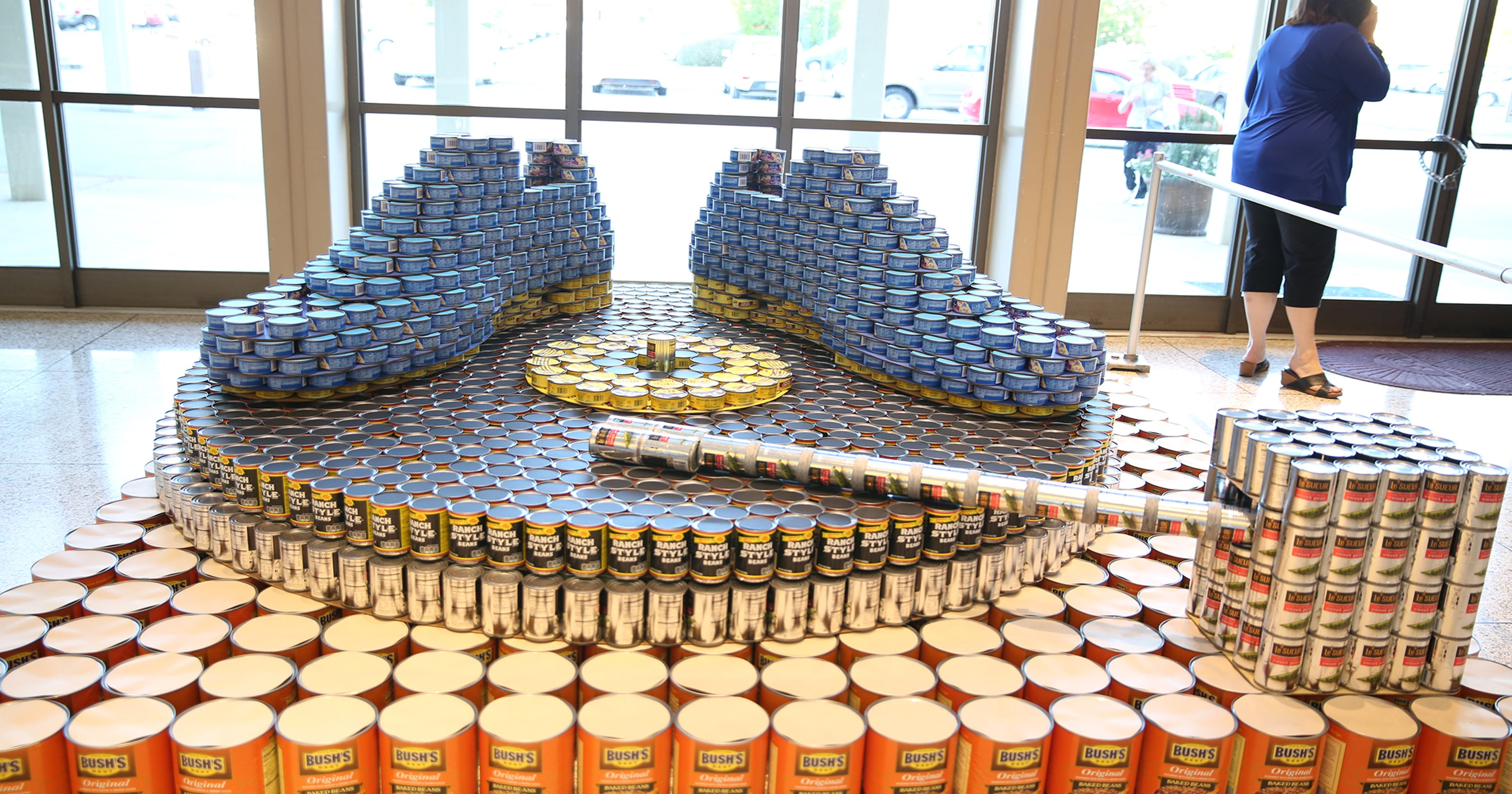Canstruction 2017 Will Feature Natalie Grant