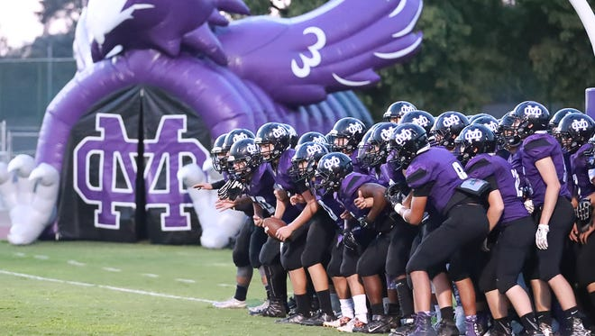 The Mission Oak Hawks are excited for the 2017 season.
