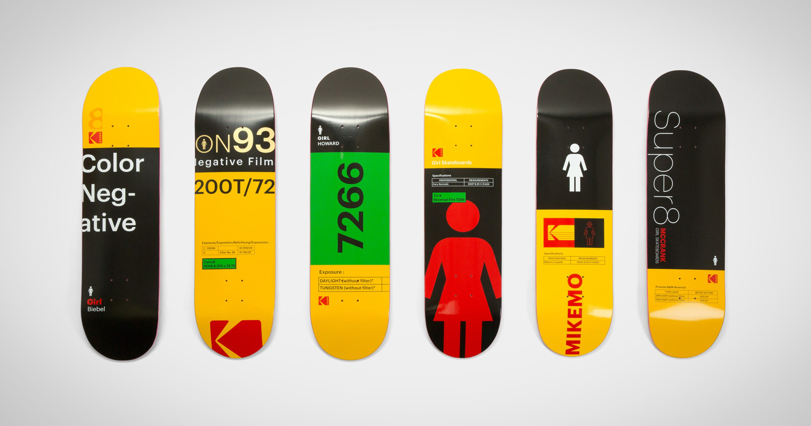 Rochester S Kodak Brand Rides Along With Skateboarders