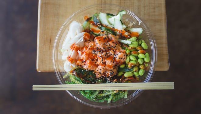 Poke Bros. is bringing the traditional Hawaiian street food to Greenville.