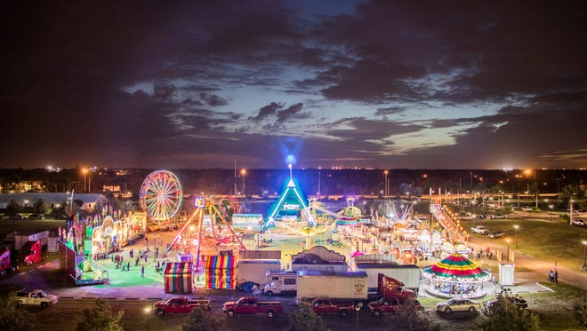 Block off Friday, Saturday and Sunday for the 2017 Fall Fun Fest, Port St. Lucie's annual celebration of fall, outside the Port St. Lucie Civic Center.