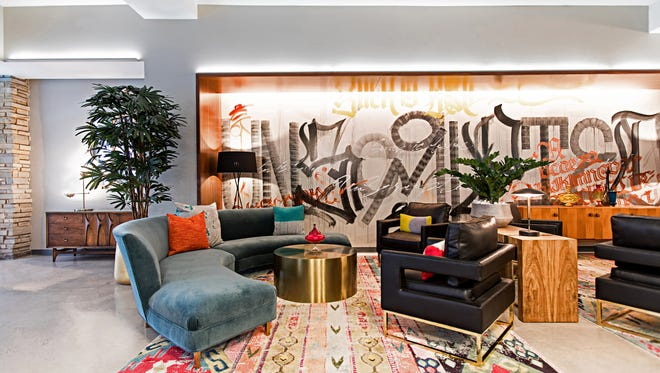 Dream Hotel Group introduced its first Unscripted Hotels in Durham, N.C. This is one of its studios.
