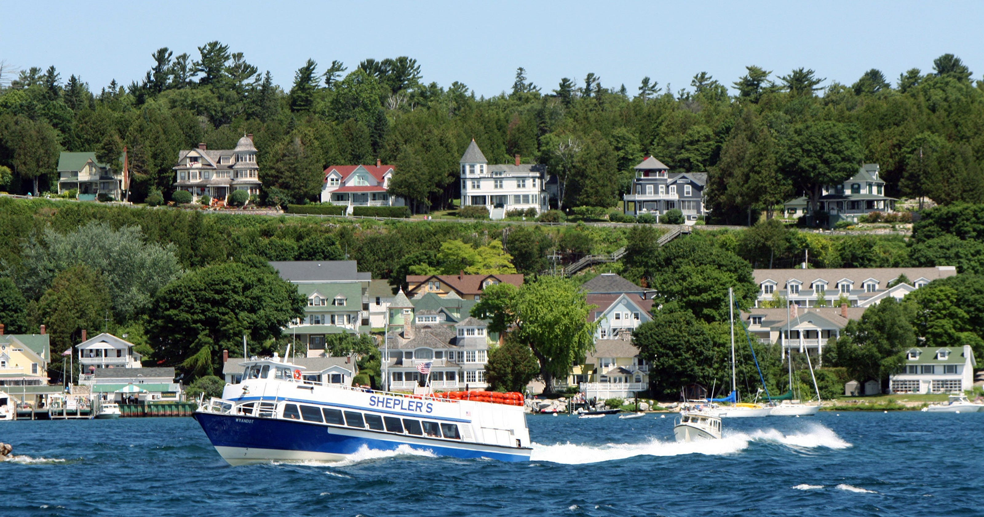 How To Get To Mackinac Island From Detroit