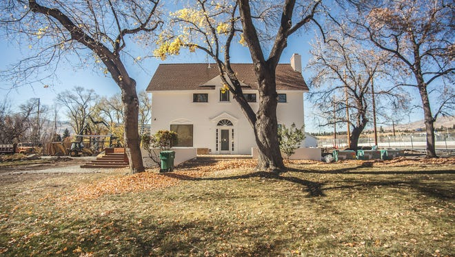 Elm Estate is the more than 100 year old Chism House on West Second Street. It's being renovated into an upscale wedding and event venue.