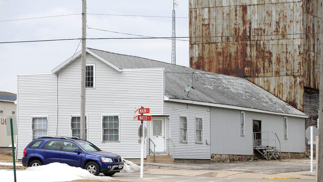 """An Outlaws Motorcycle Club clubhouse at 606 W. Main St. in Lomira has Dodge County Sheriff Dale Schmidt beefing up law enforcement in the area. Some citizen are calling it """"profiling"""" and said there hasn't been any problems."""