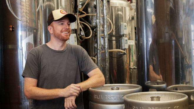 Colorado native Jordan Gardenhire opened Baja Brewing in the Cabo San Lucas, Mexico area. Gardenhire consulted Odell Brewing when first launching in 2007.
