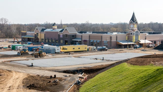 The Wegmans in Lancaster is starting to take shape. The store began hiring for 175 full-time jobs in February and is expected to open in September, according to a company release.