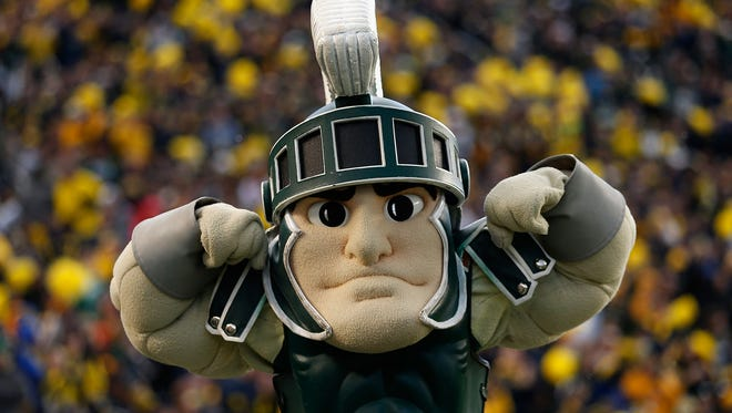 Michigan State had three athletic teams score a perfect 1,000 in the Academic Progress Rate.