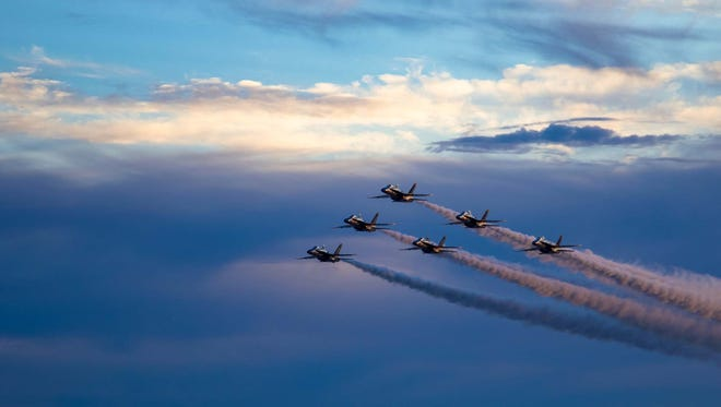 Pensacola photographer Laura Bogan had rare, behind-the-scenes access to the 2016 and 2017 Blue Angels teams, and her book of photos from that time is expected to be released in October.
