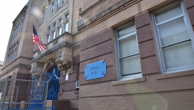 School No. 11 in Paterson. Substitute teaching services for the district last year cost $8.85 million, or about 28 percent higher than the original contract.