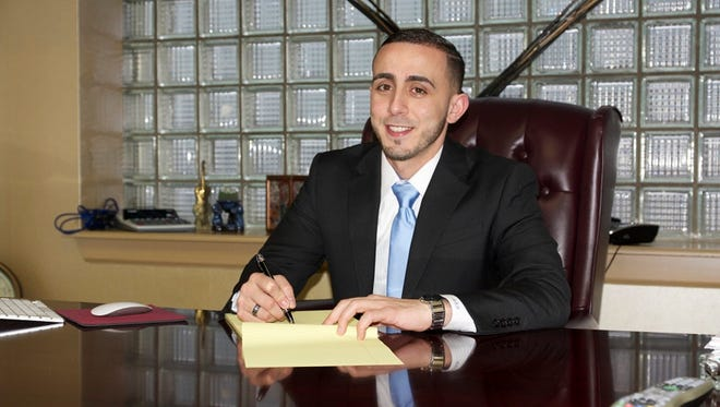 Al Abdelaziz, shown in 2016, compared Paterson's fiscal dilemma options to choosing between getting punched in the face once or four times.