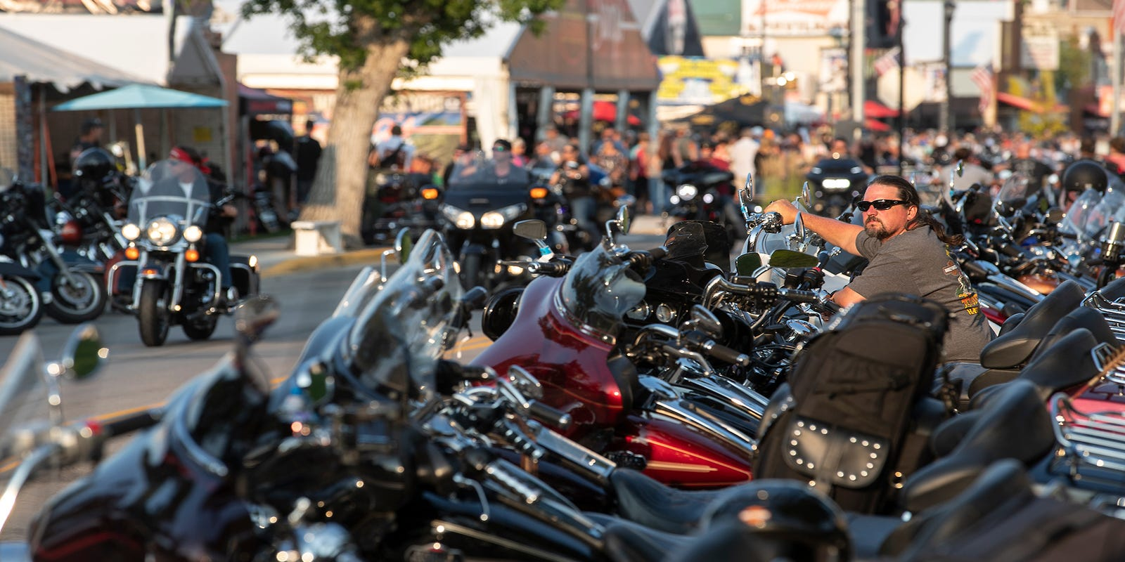 05904ccef Sturgis Motorcycle Rally 2018: Drug arrests up from last year