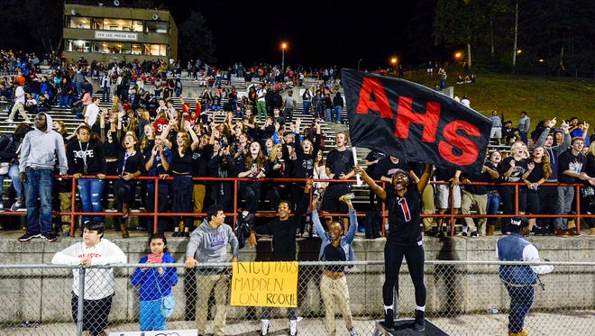 Asheville High is home for Friday's second round of the NCHSAA 3-AA playoffs.