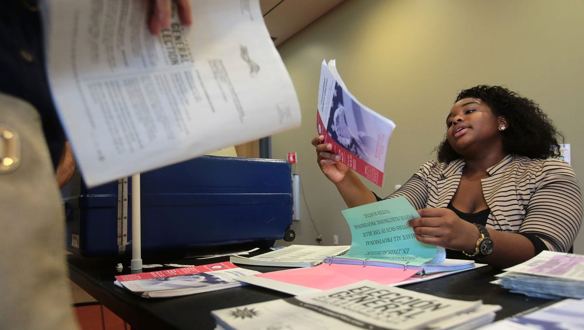 Insider County Registrar Cleans Up The Voter Rolls