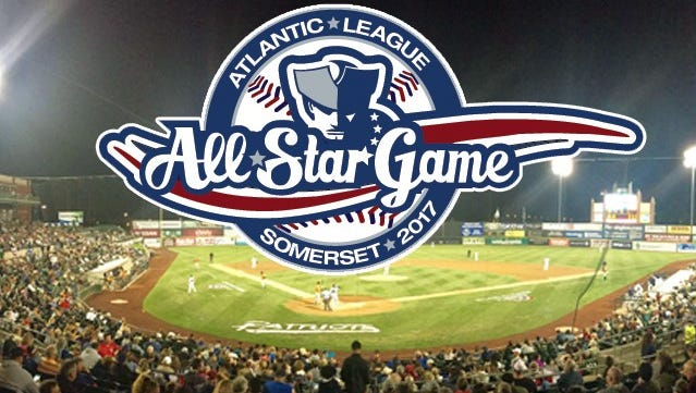 The Atlantic League All-Star Game will be played in Bridgewater in 2017.
