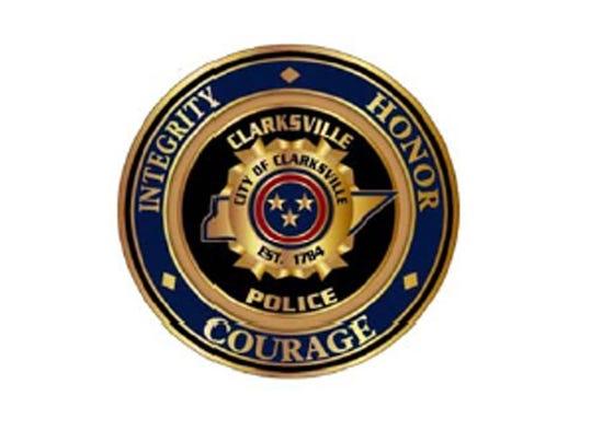 CLR-Presto Clarksville police logo
