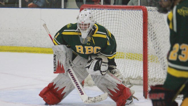 Matt Benjamin made 45 saves and helped lead Red Bank Catholic to a 3-1 win over Southern on Wednesday.