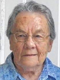 Phyllis Hanson, 90