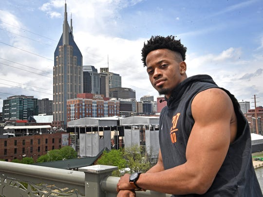 NFL Draft prospect Emanuel Hall -- a hometown player