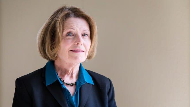 New Castle City Council President Linda Ratchford